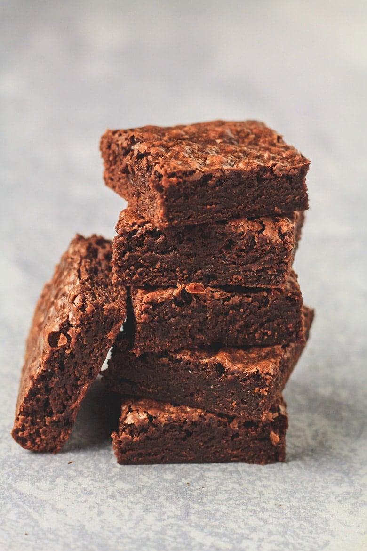 Easy 3 Ingredient Nutella Brownies Marsha S Baking Addiction