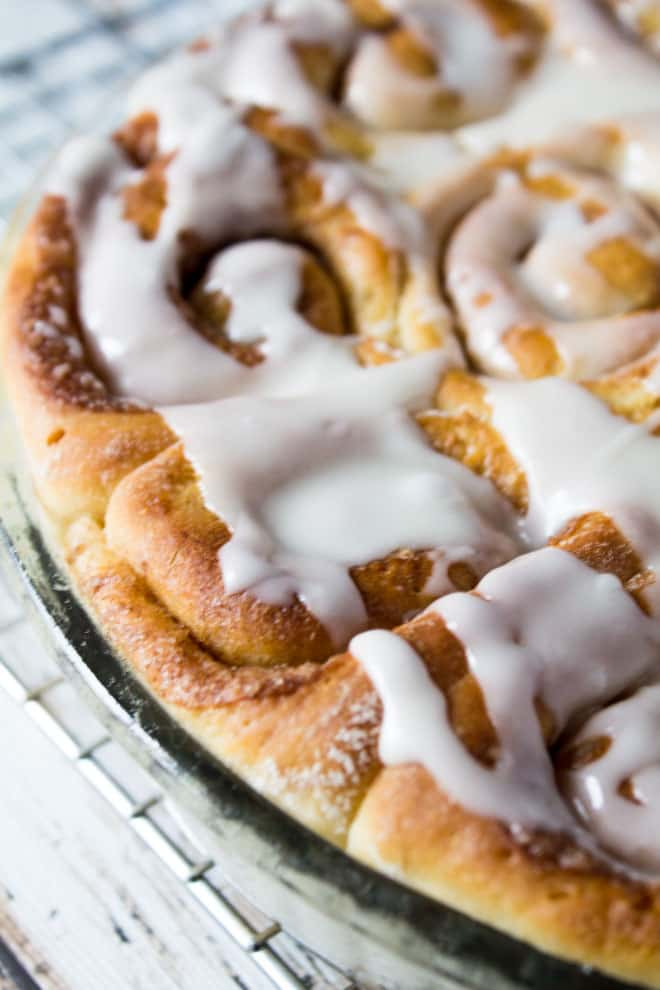 Easy Cinnamon Rolls | Marsha's Baking Addiction