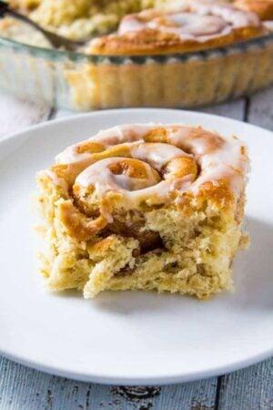 Easy Cinnamon Rolls | Marsha's Baking Addiction