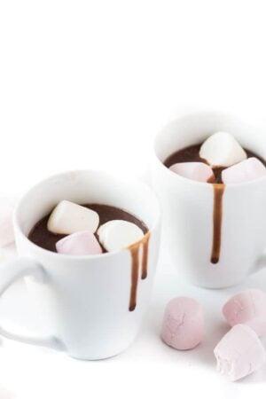 Thick and Creamy Hot Chocolate | Marsha's Baking Addiction