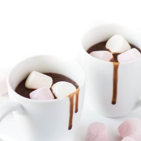 Thick and Creamy Hot Chocolate