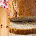 Chocolate Chip Banana Bread | Marsha's Baking Addiction #ad