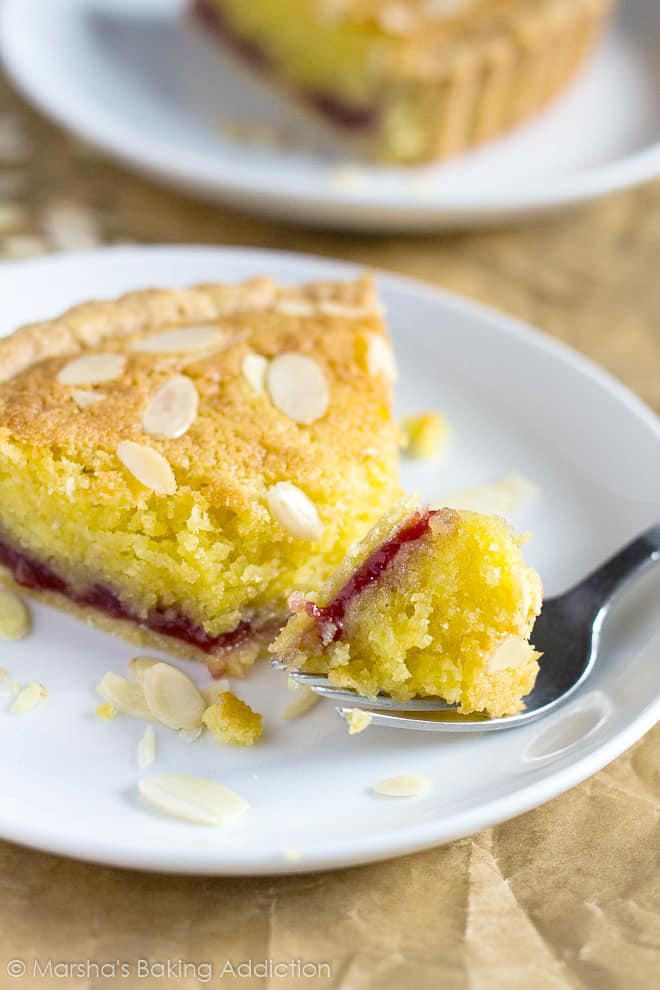 Bakewell Tart | Marsha's Baking Addiction