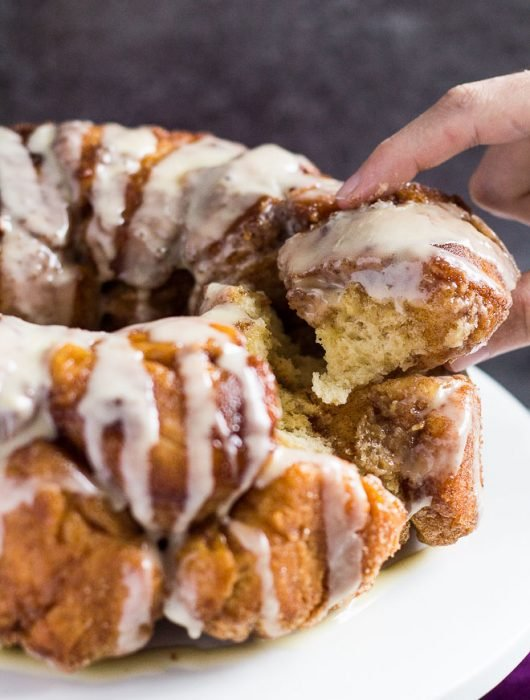 Monkey Bread | Marsha's Baking Addiction @marshasbakeblog