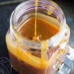 Homemade Salted Caramel Sauce