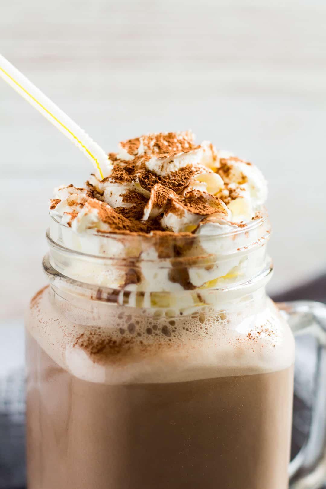 Chocolate Nesquik Milkshake Marsha S Baking Addiction
