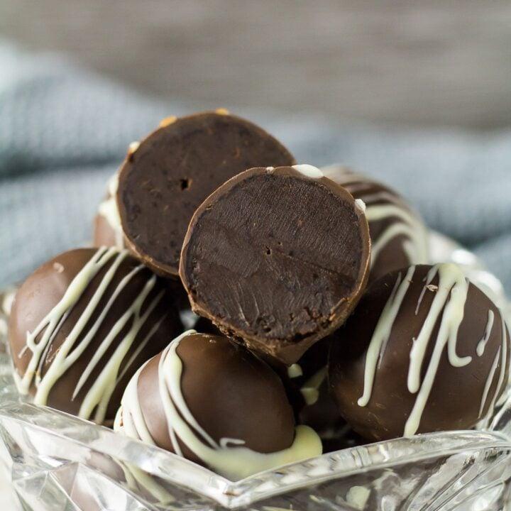 Chocolate Coffee Truffles