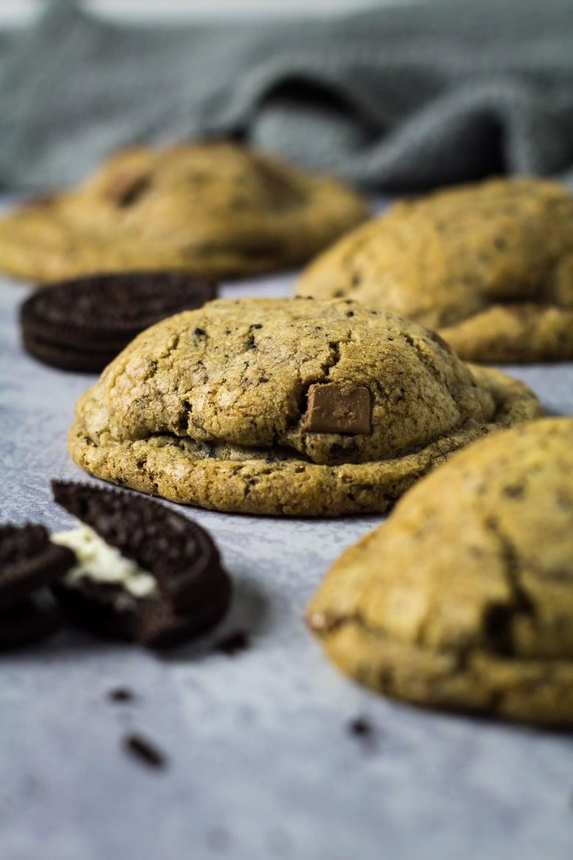 Chocolate Chip Oreo Cookies